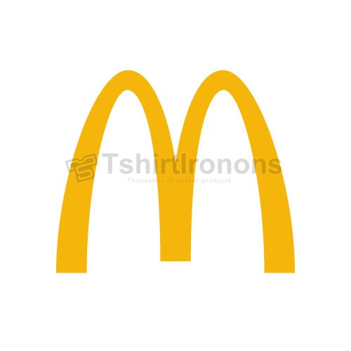 Mcdonalds T-shirts Iron On Transfers N7335